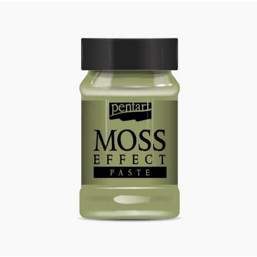 Moss effect paste, Light Green 100 ml, Pentart