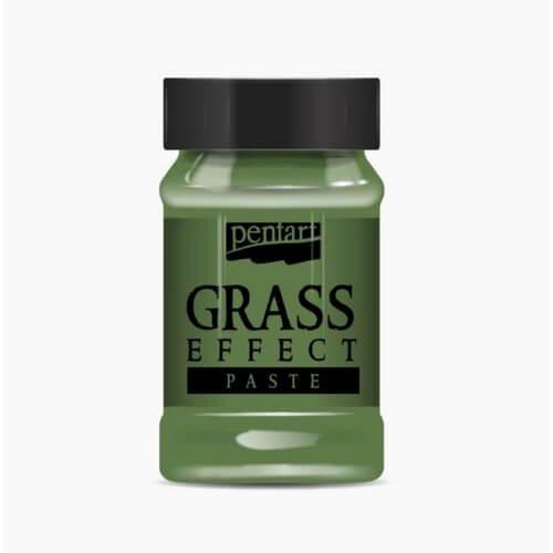 Grass effect paste 100 ml, Pentart
