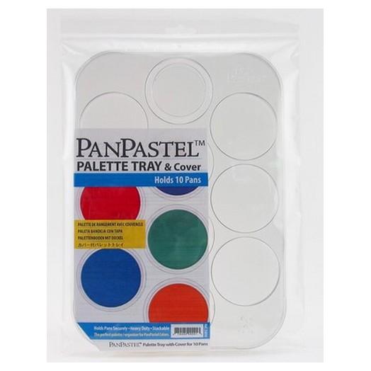 Παλέτα 10 χρωμάτων για PanPastel color