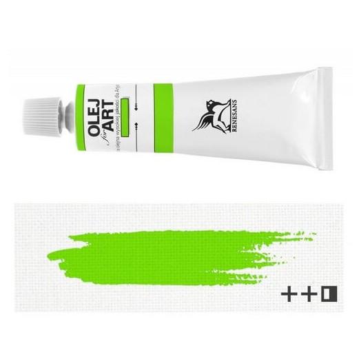 Λάδι ζωγραφικής Renesans 20ml - Cinnabar Green Light