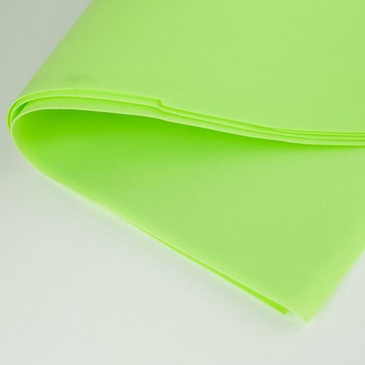 Foamiran Soft 50x50cm,  πάχος 0,5mm - Pastel green