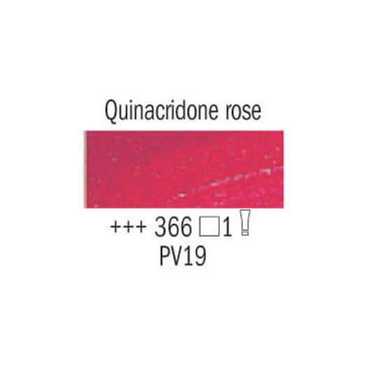 Λάδι Van Gogh Talens 20ml, Quinacridone Rose