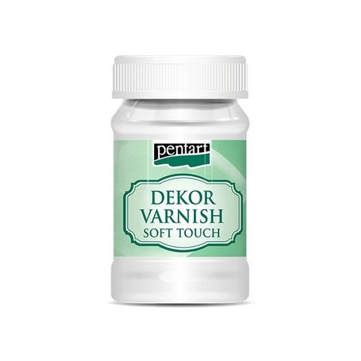 Βερνίκι Dekor varnish soft touch 100 ml, Pentart