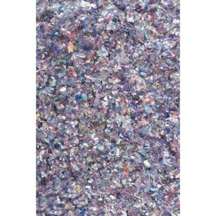 Galaxy Flakes Pentart,15 g Vesta purple