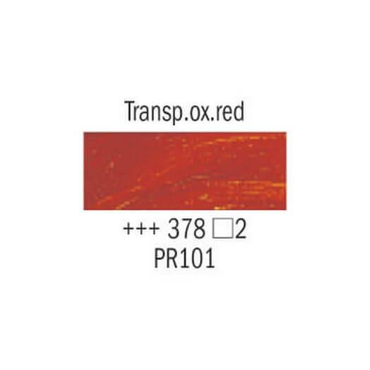 Λάδι Van Gogh Talens 20ml, Transp. Oxide Red
