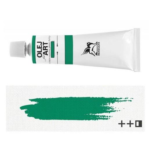 Λάδι ζωγραφικής Renesans 20ml -  Permanent Green