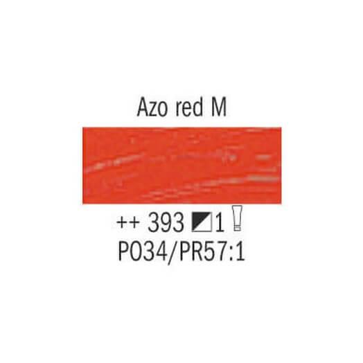 Λάδι Van Gogh Talens 20ml, Azo Red Medium
