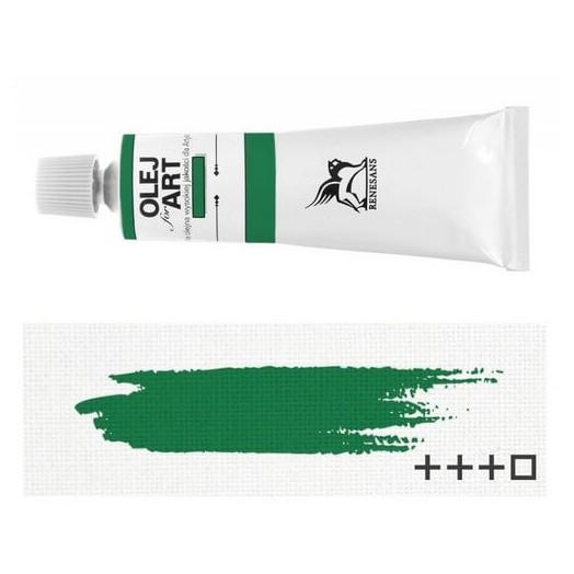 Λάδι ζωγραφικής Renesans 20ml -  Emerald Green