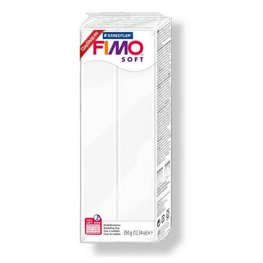 Fimo Soft 454gr White - 8021-0