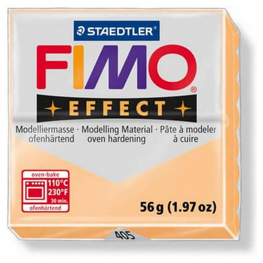 Fimo Effect Pastel Peach 56gr