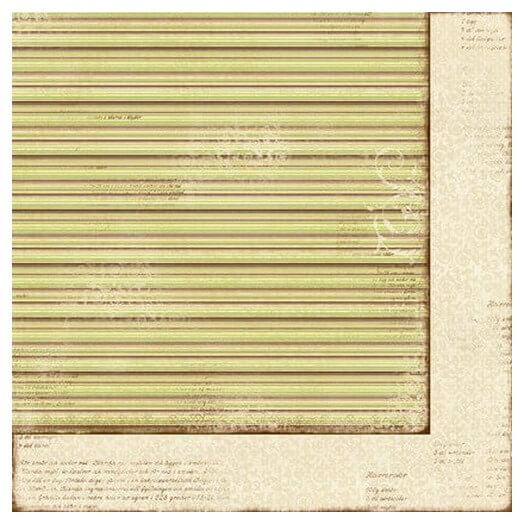 Χαρτί Scrapbooking Maja Collection, Ska vi ta en fika, διπλής όψης