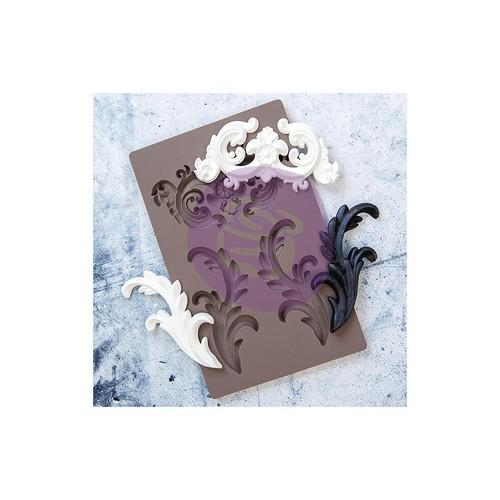Καλούπι Re-Design Decor Mould, Everleigh Flourish
