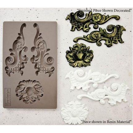 Καλούπι Re-Design Decor Mould, Lowell Lattice