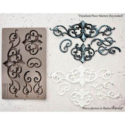 Καλούπι Re-Design Decor Mould, Tillden Flourish