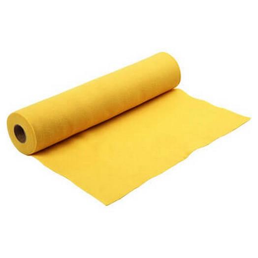 Φέλτ Textured Κίτρινο 45x100cm