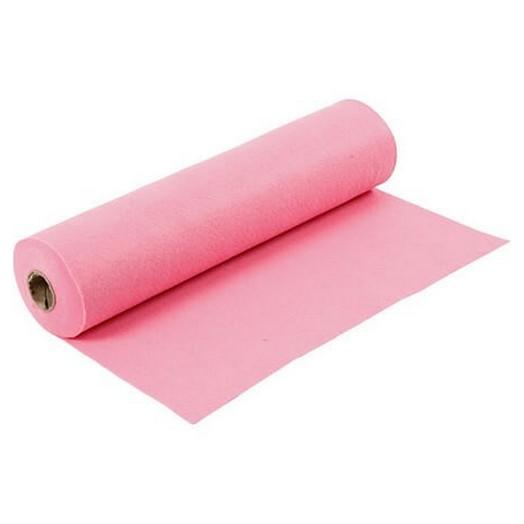 Φέλτ Textured Ροζ 45x100cm