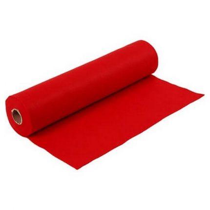 Φέλτ Κόκκινο 45x100cm