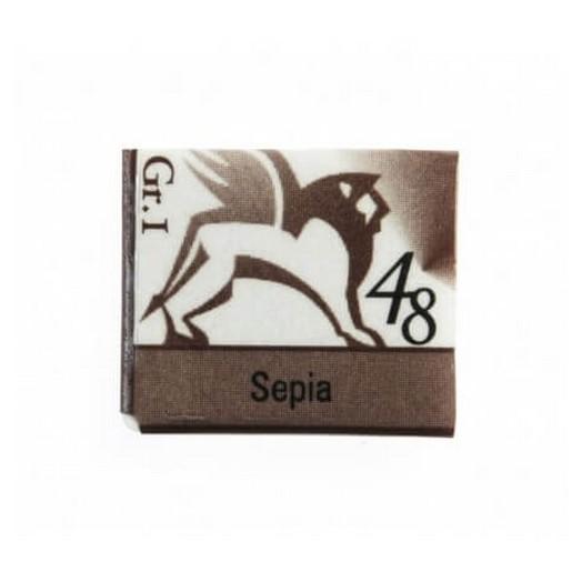 Παστίλιες ακουαρέλας 1,5ml - Sepia