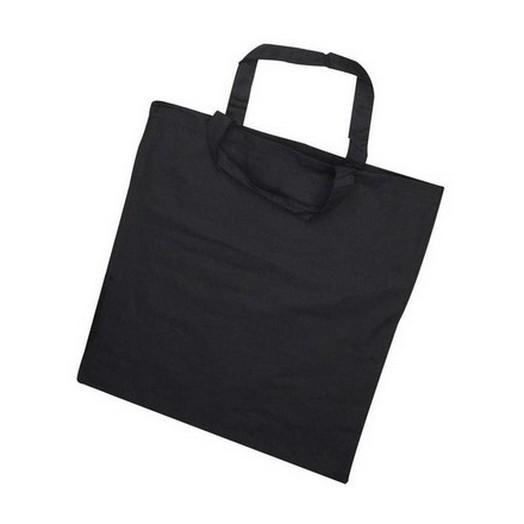 Υφασμάτινη τσάντα 38x42 cm Μαύρη