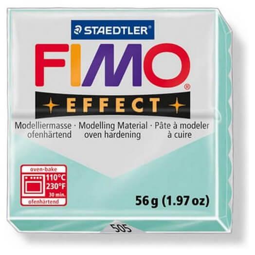Fimo Effect Pastel Mint 56gr