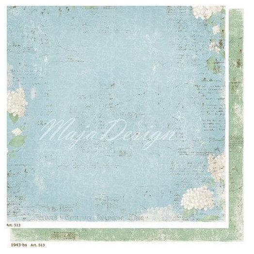 Χαρτί Scrapbooking Maja Collection, Vintage Summer Basics, διπλής όψης