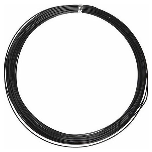 Σύρμα κατασκευών στρογγυλό  1mm - 16 m - Μαύρο