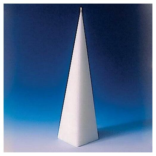 Καλούπι κεριού πυραμίδα