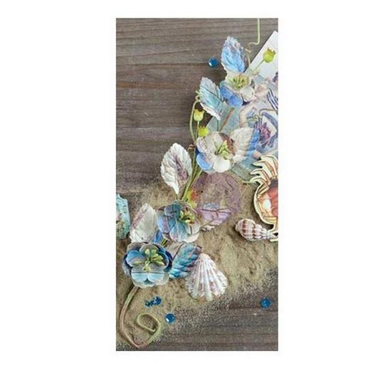 Λουλούδια , Plage de la Bouillabaisse 26cm