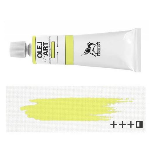 Λάδι ζωγραφικής Renesans 20ml - Nickel Titanium Yellow