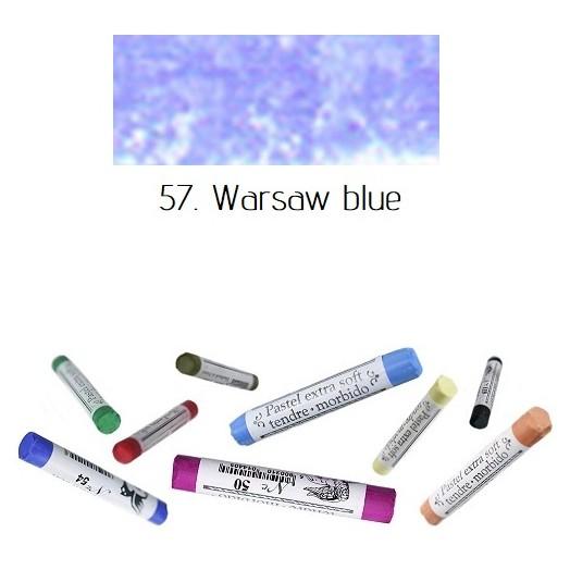 Soft pastel Extrafine Renesans - Warsaw blue
