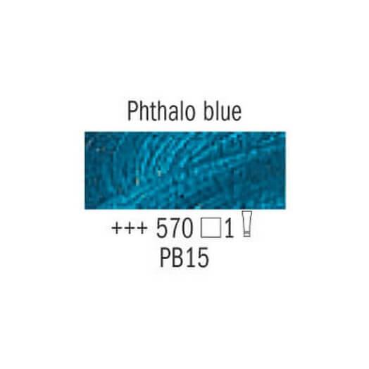 Λάδι Van Gogh Talens 20ml, Phthalo Blue