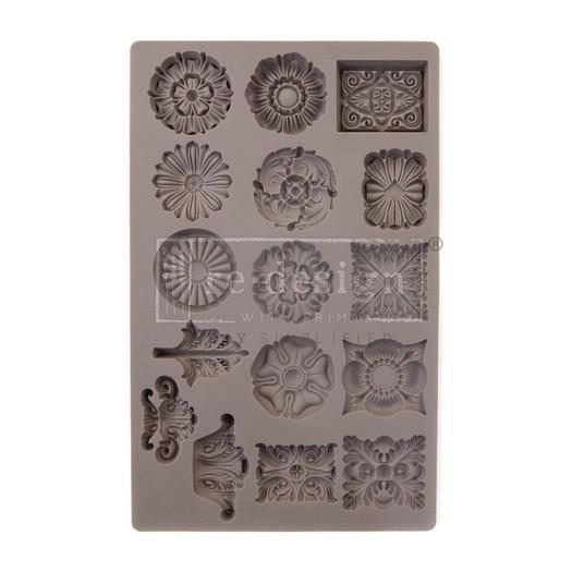 Καλούπι Re-Design Decor Mould, Etruscan Accents