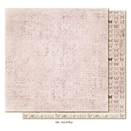 Χαρτί Scrapbooking Maja Collection, Vintage Spring διπλής όψης