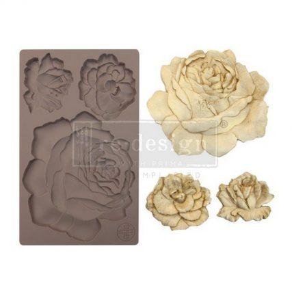 Καλούπι Re-Design Decor Mould, Etruscan Rose