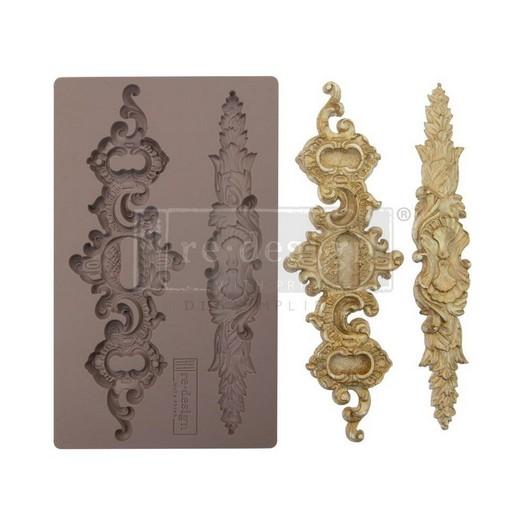 Καλούπι Re-Design Decor Mould, Sicilian Plates