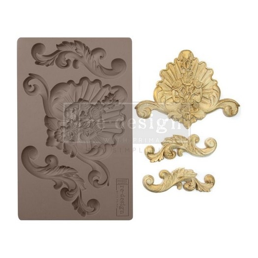 Καλούπι Re-Design Decor Mould, English Garden