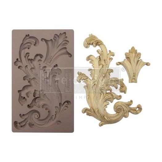 Καλούπι Re-Design Decor Mould, Portico Scroll 2