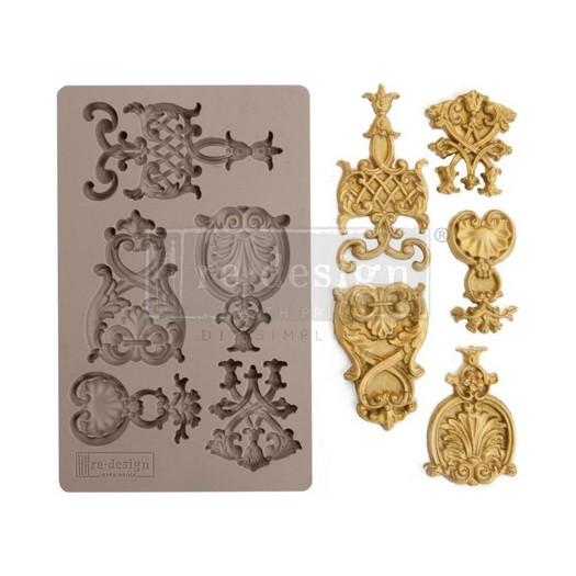 Καλούπι Re-Design Decor Mould, Regal Emblems