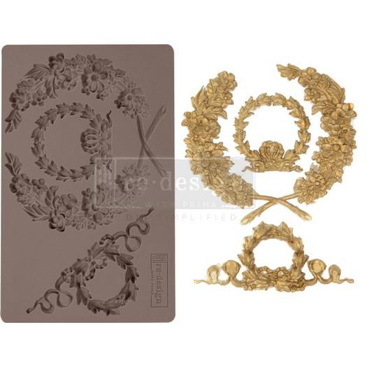 Καλούπι Re-Design Decor Mould, Laurel Wreath