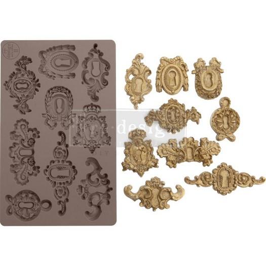 Καλούπι Re-Design Decor Mould, Grandeur Keyholes