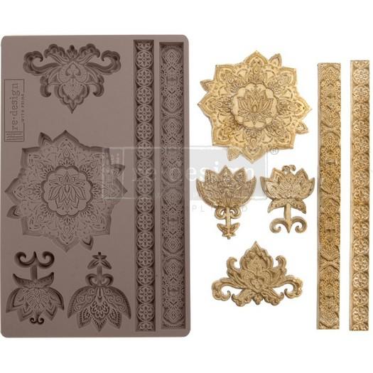 Καλούπι Re-Design Decor Mould, Agadir Patterns