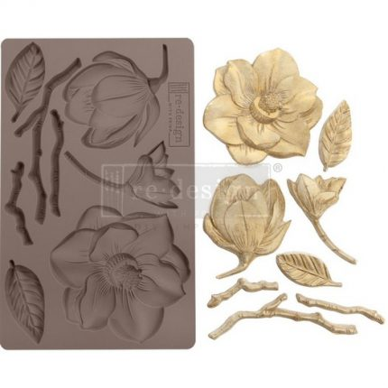 Καλούπι Re-Design Decor Mould, Winter Blooms