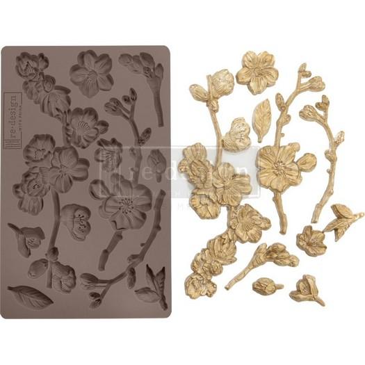 Καλούπι Re-Design Decor Mould, Cherry Blossoms