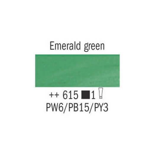 Λάδι Van Gogh Talens 20ml, Emerald Green