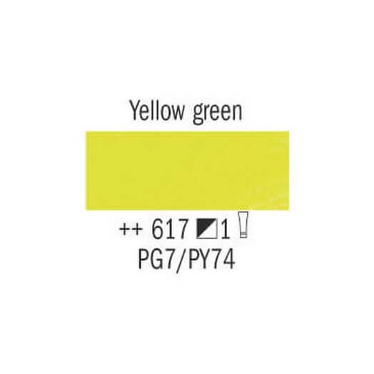 Λάδι Van Gogh Talens 20ml, Yellow Green