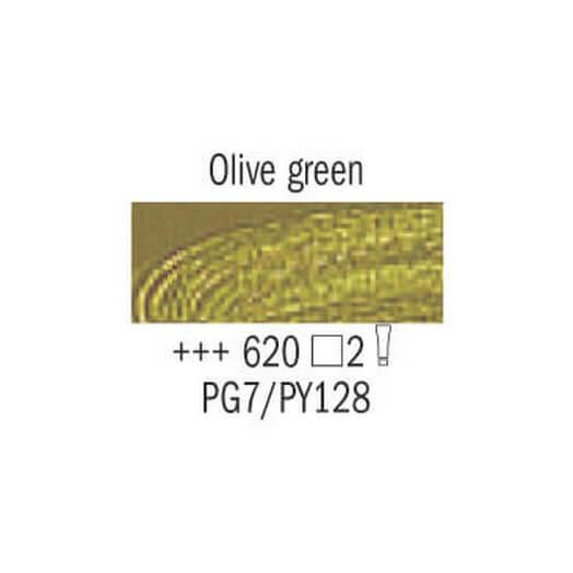 Λάδι Van Gogh Talens 20ml, Olive Green