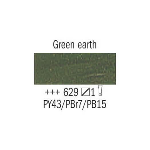 Λάδι Van Gogh Talens 20ml, Earth Green