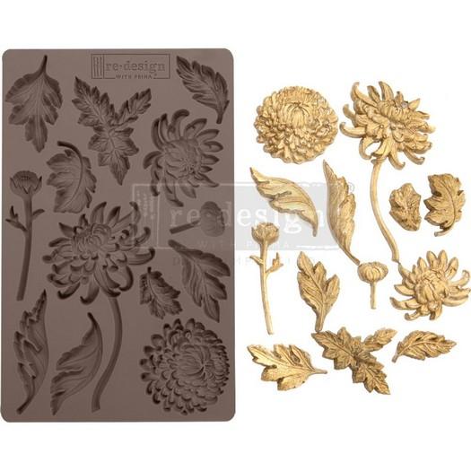 Καλούπι Re-Design Decor Mould, Botanist Floral