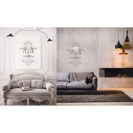 Χαρτί Decor Transfer Prima Re-Design, L'amour Est Le Miel, 68,5x91,5cm