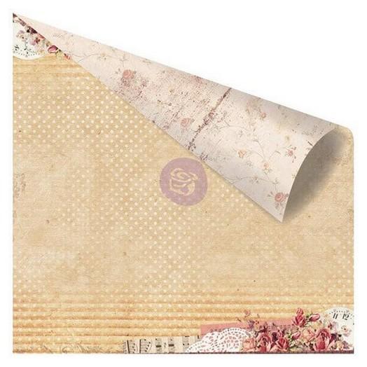 Χαρτί Scrapbooking, Little Love Clippings , PrimaMarketing, 30x30 cm